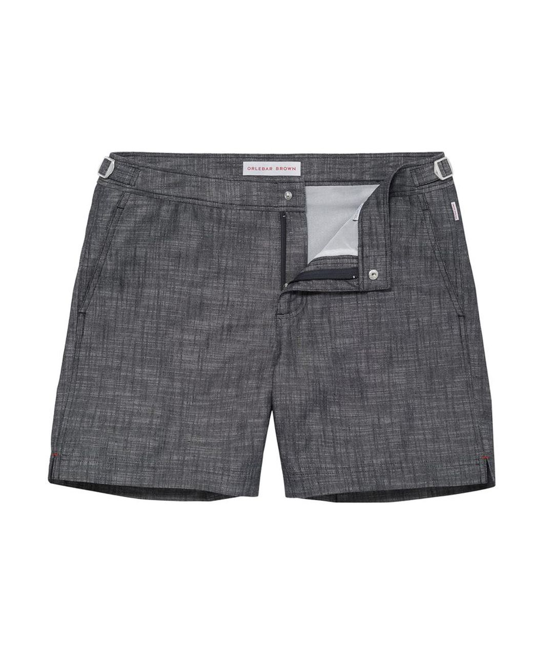 0f4370d745 Orlebar Brown Bulldog Chambray Shorts 2647 in Blue for Men - Lyst