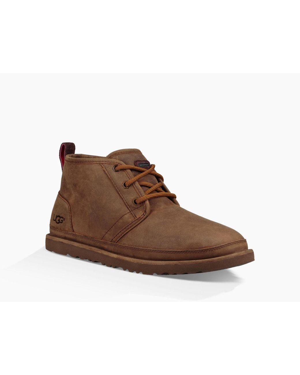 355750013 UGG Men's Neumel Waterproof Boot in Brown for Men - Lyst