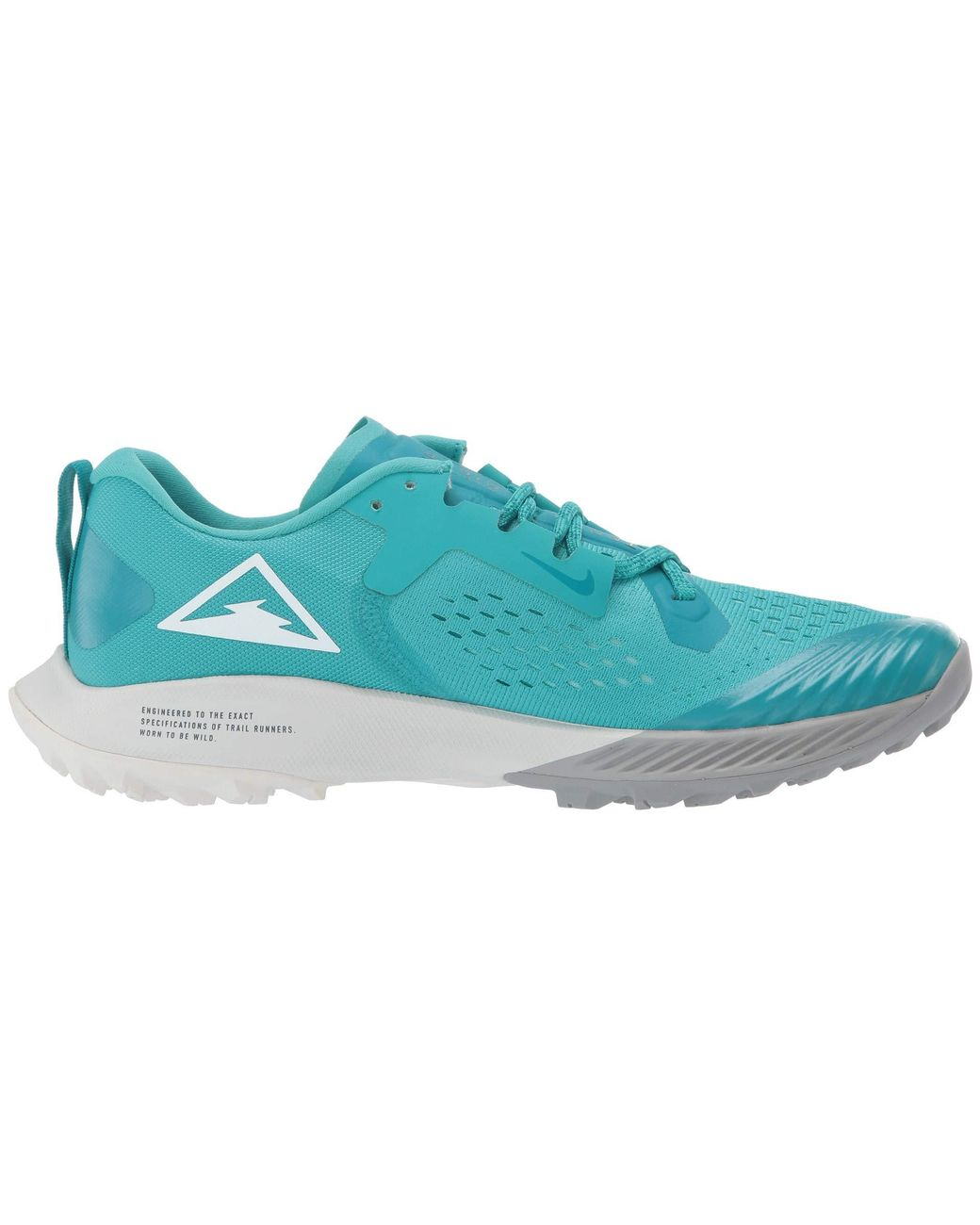 6d8fde4fb56 Lyst - Nike Air Zoom Terra Kiger 5 (black barely Grey gunsmoke wolf Grey)  Women s Running Shoes in Blue