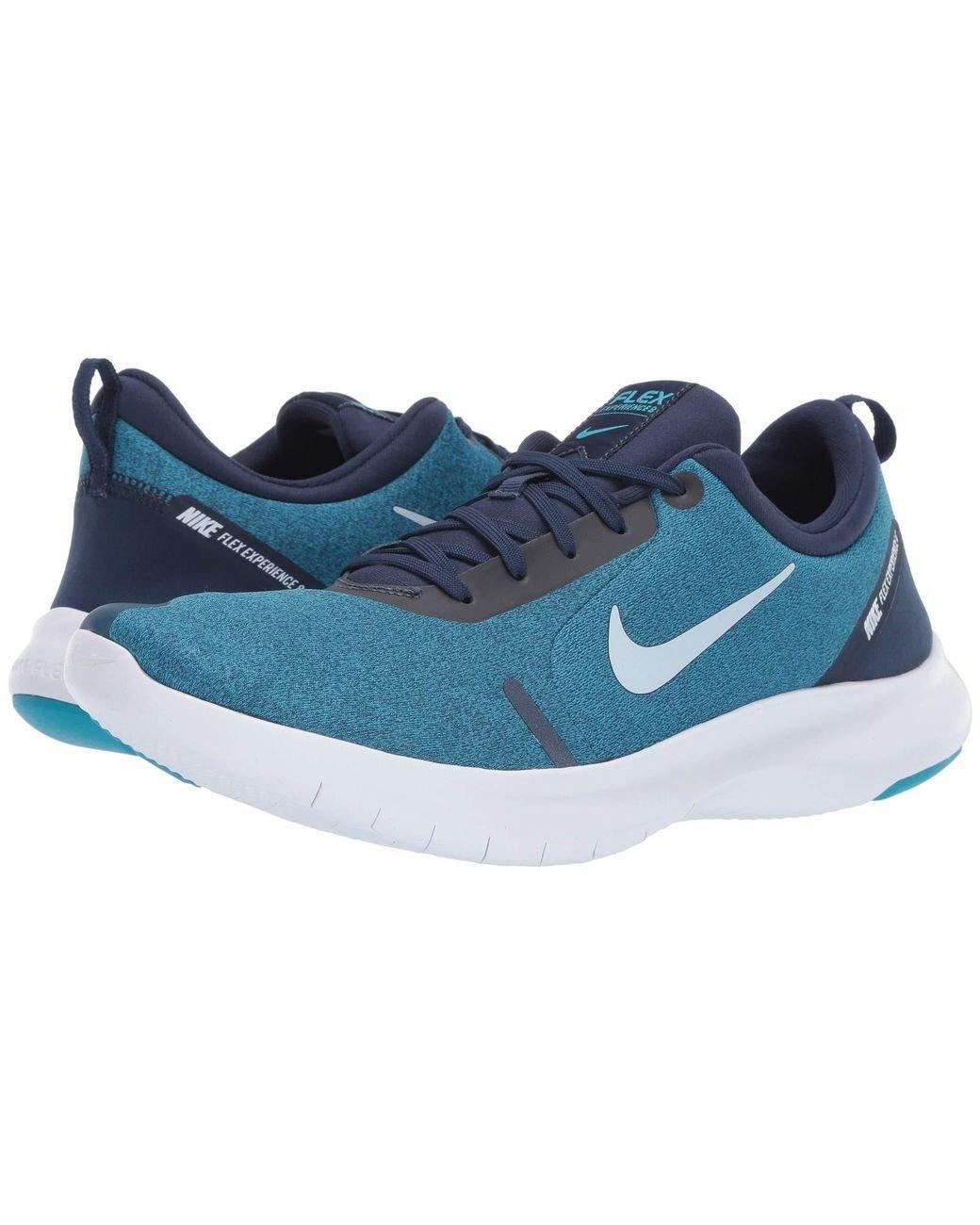 5062b49fa7ba Nike. Flex Experience Rn 8 (midnight Navy white monsoon Blue) Men s Running  Shoes