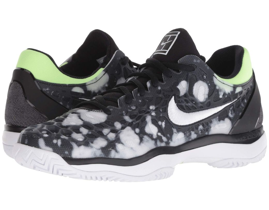 cc8565e25ca1 Lyst - Nike Air Zoom Cage 3 Premium in Black for Men - Save 13%