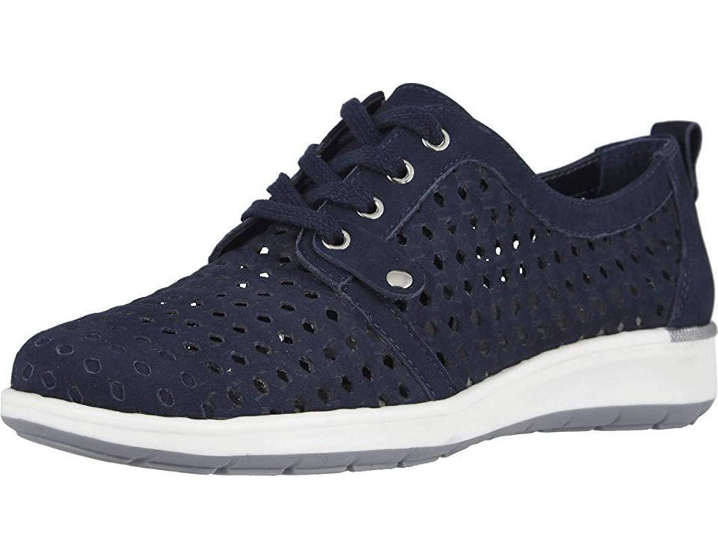 e4d225538fc4 Walking Cradles Oasis (navy Nubuck) Shoes in Blue - Save 51% - Lyst