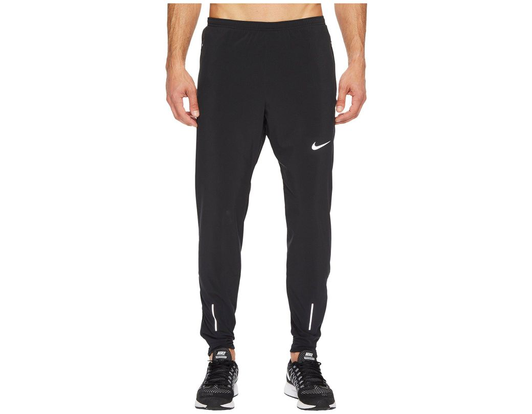 13e04a4b662e Lyst - Nike Flex Essential Running Pant in Black for Men - Save 30%