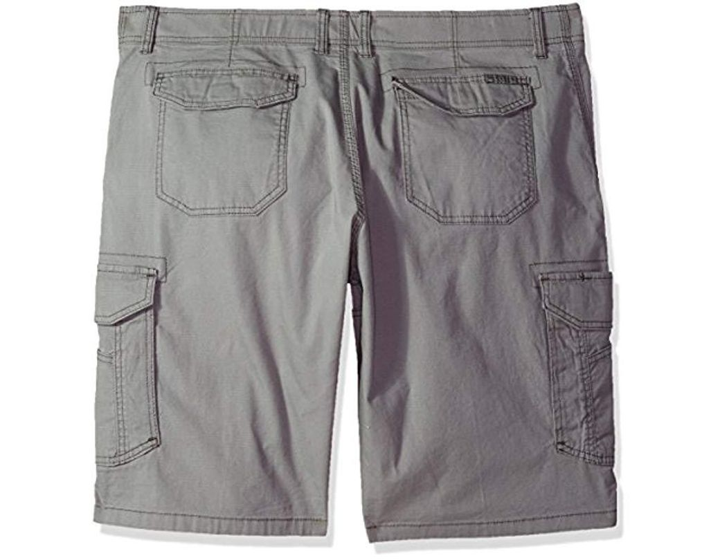 db63c255 Lee Jeans Big & Tall Extreme Motion Swope Cargo Short in Metallic for Men -  Save 6% - Lyst