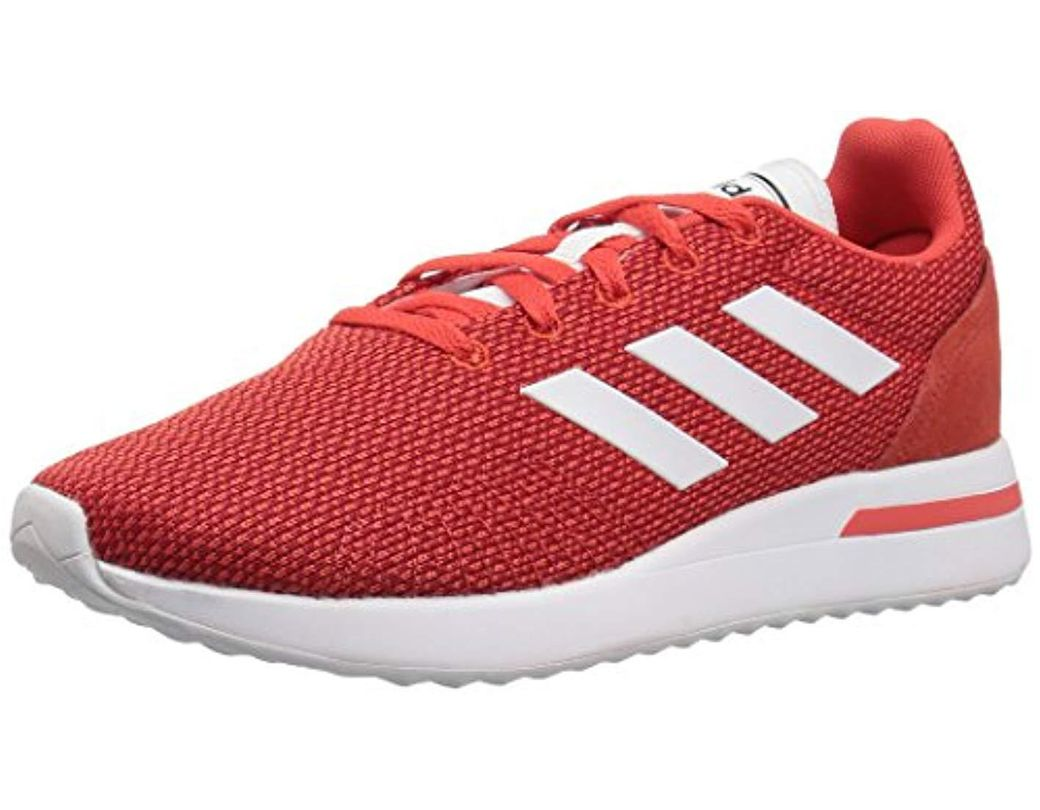 357194cc32 adidas Run70s Running Shoe in Red for Men - Save 24% - Lyst