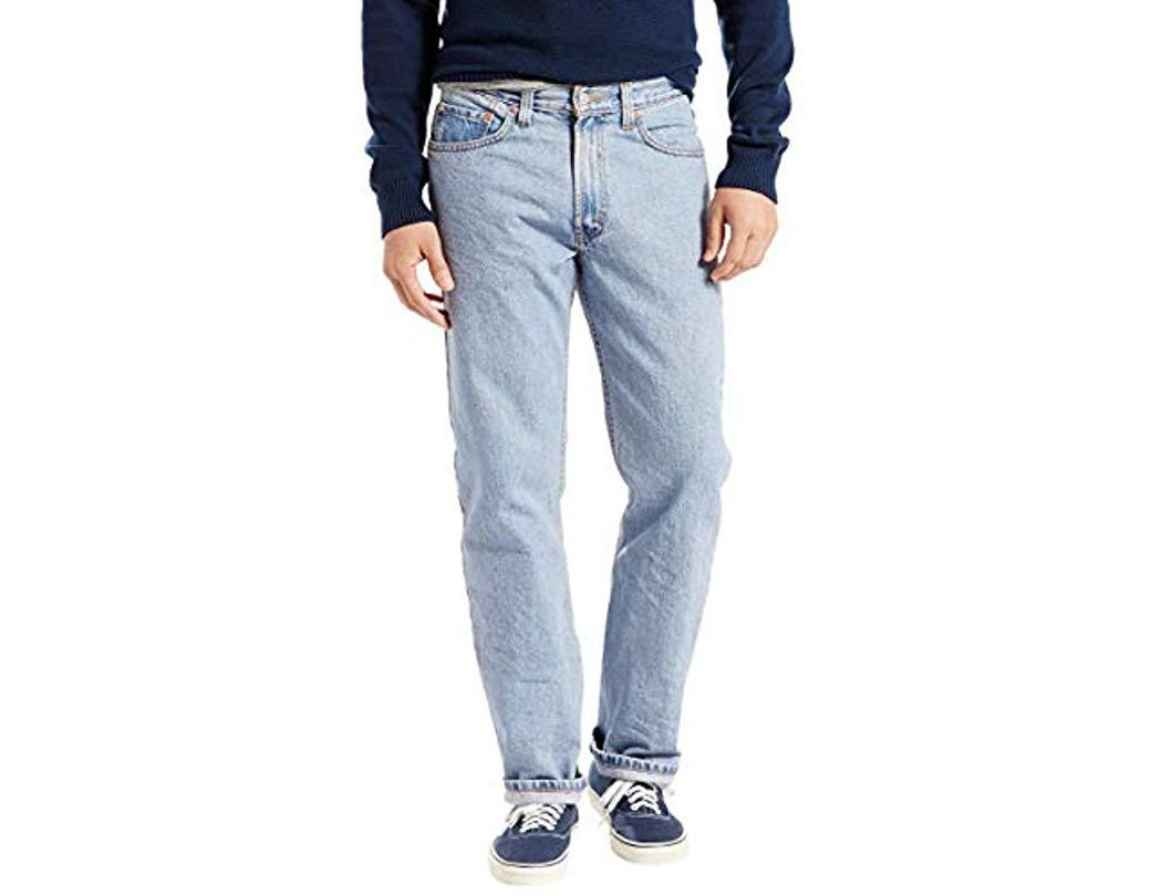 69dcd82897a Lyst - Levi's 505 Regular Fit Jean in Blue for Men - Save 31%