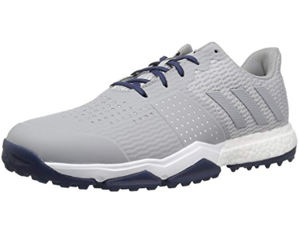 59668ac7ee1e1 Lyst - adidas Adipower S Boost 3 Onix c Golf Shoe in Gray for Men ...