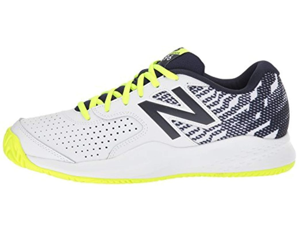 908392172058c New Balance 696v3 Hard Court Tennis Shoe for Men - Save 43% - Lyst
