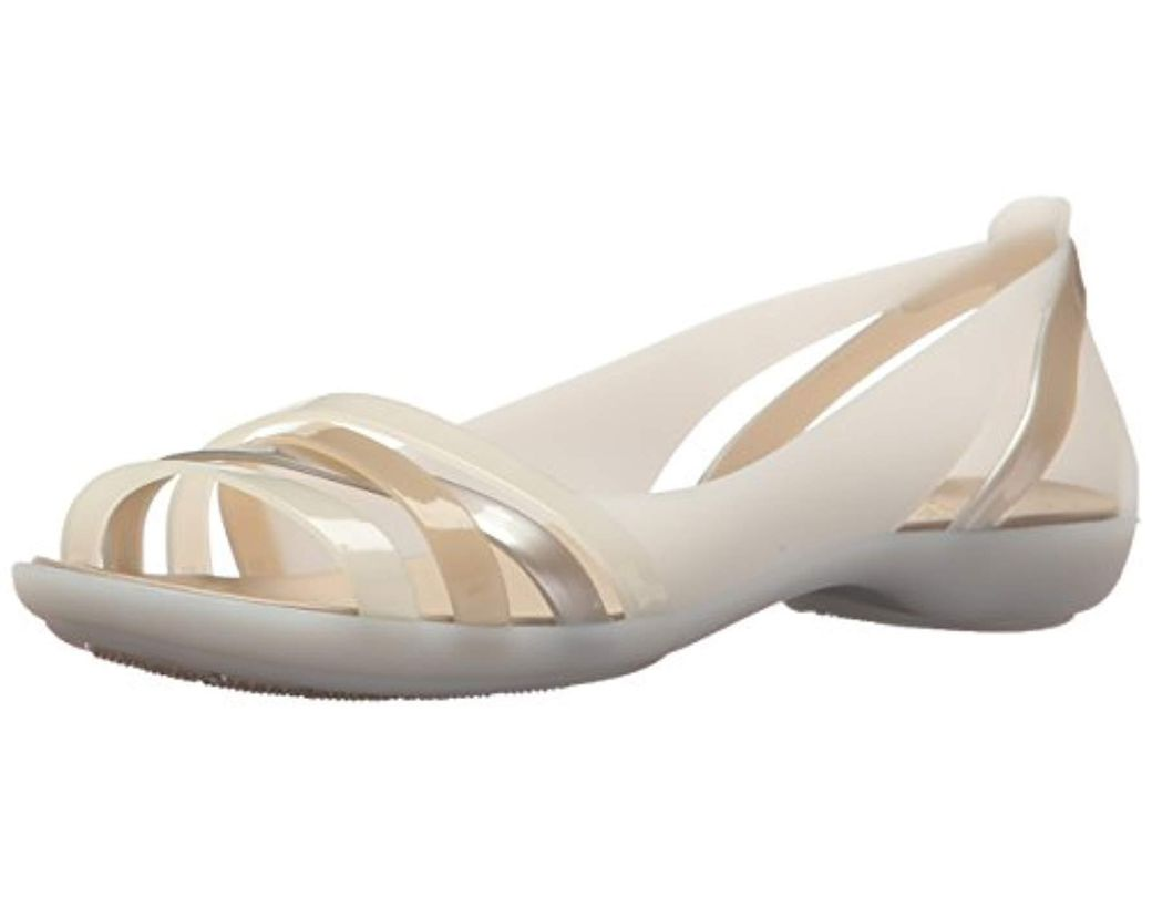 bb95c456733fa Crocs™. Women s Isabella Huarache 2 Flat W Sandal