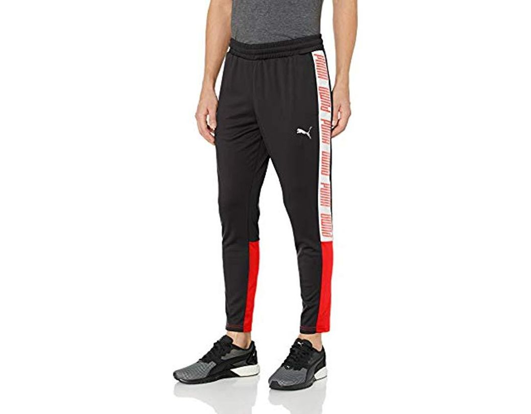 cb2870363ee1d3 Lyst - PUMA A.c.e. Track Pant in Black for Men