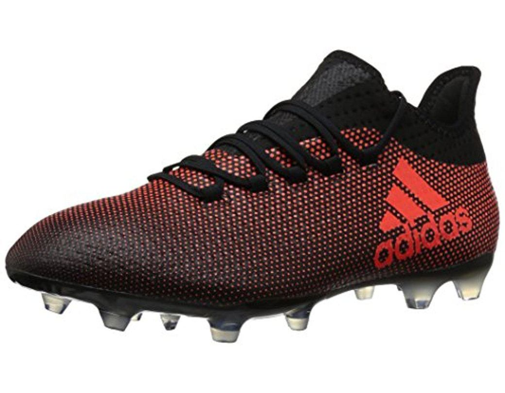 buy online 6af0c 13318 adidas X 17.2 Fg Soccer Shoe, Grey real Coral core Black, 7.5 M Us in Black  for Men - Save 21% - Lyst