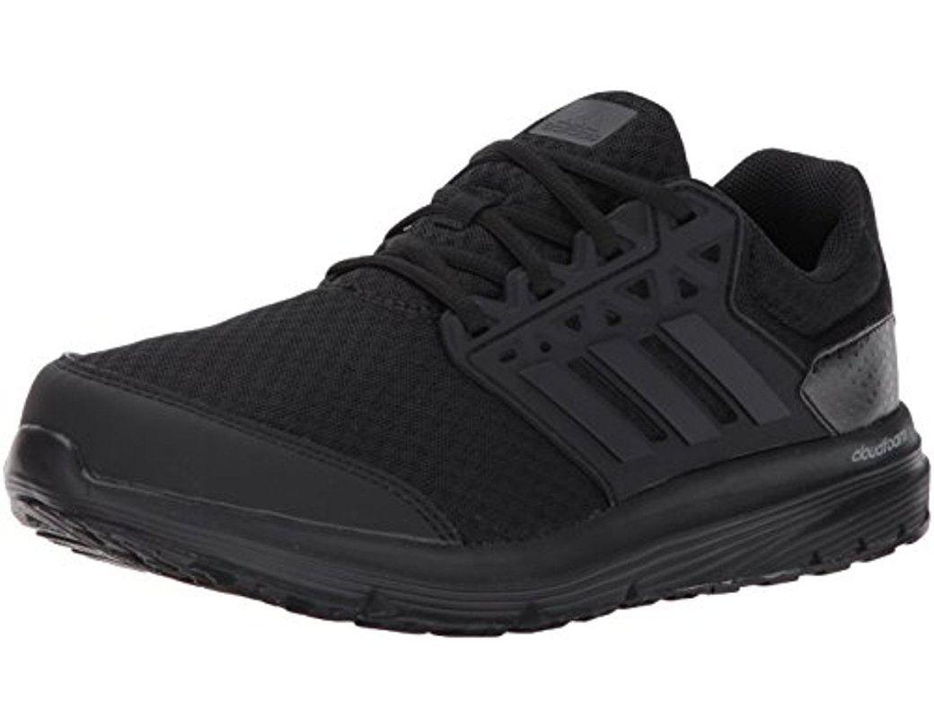 46c00dc1c Lyst - adidas Galaxy 3 Wide M Running Shoe in Black for Men