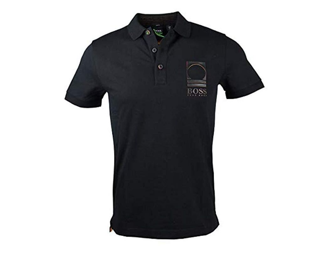 0bffecbe BOSS Boss Orange World Cup Soccer Country Polo Shirt in Blue for Men - Lyst
