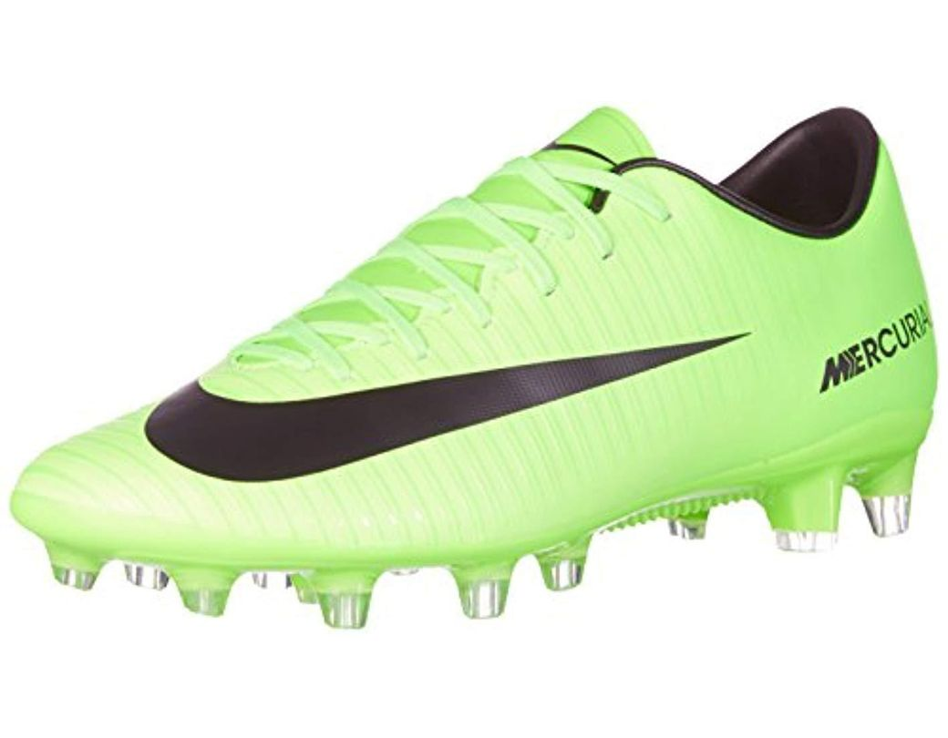 2d025e95d27fc Nike 's Mercurial Victory Vi Ag-pro Footbal Shoes in Green for Men ...