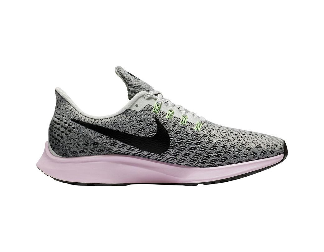 127e4070fbc2 Lyst - Nike Air Zoom Pegasus 35 Running Shoe in Gray - Save 26%