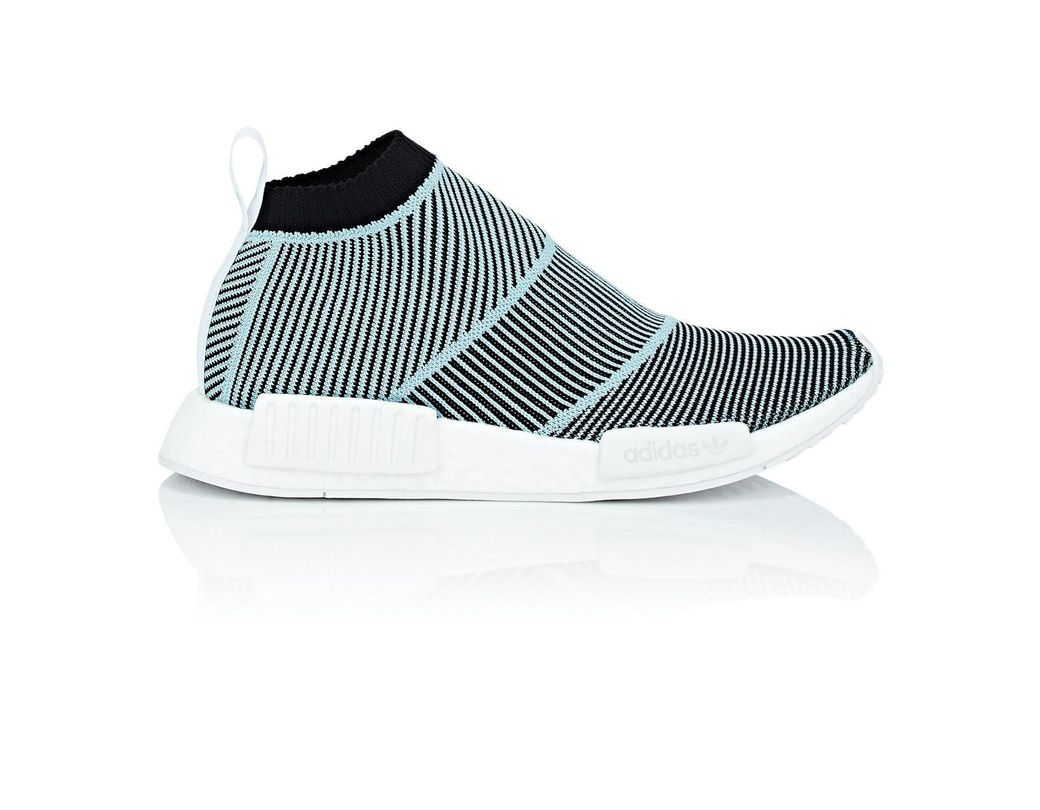 3419270eb Lyst - adidas Nmd Cs1 Parley Primeknit Sneakers in Blue for Men ...