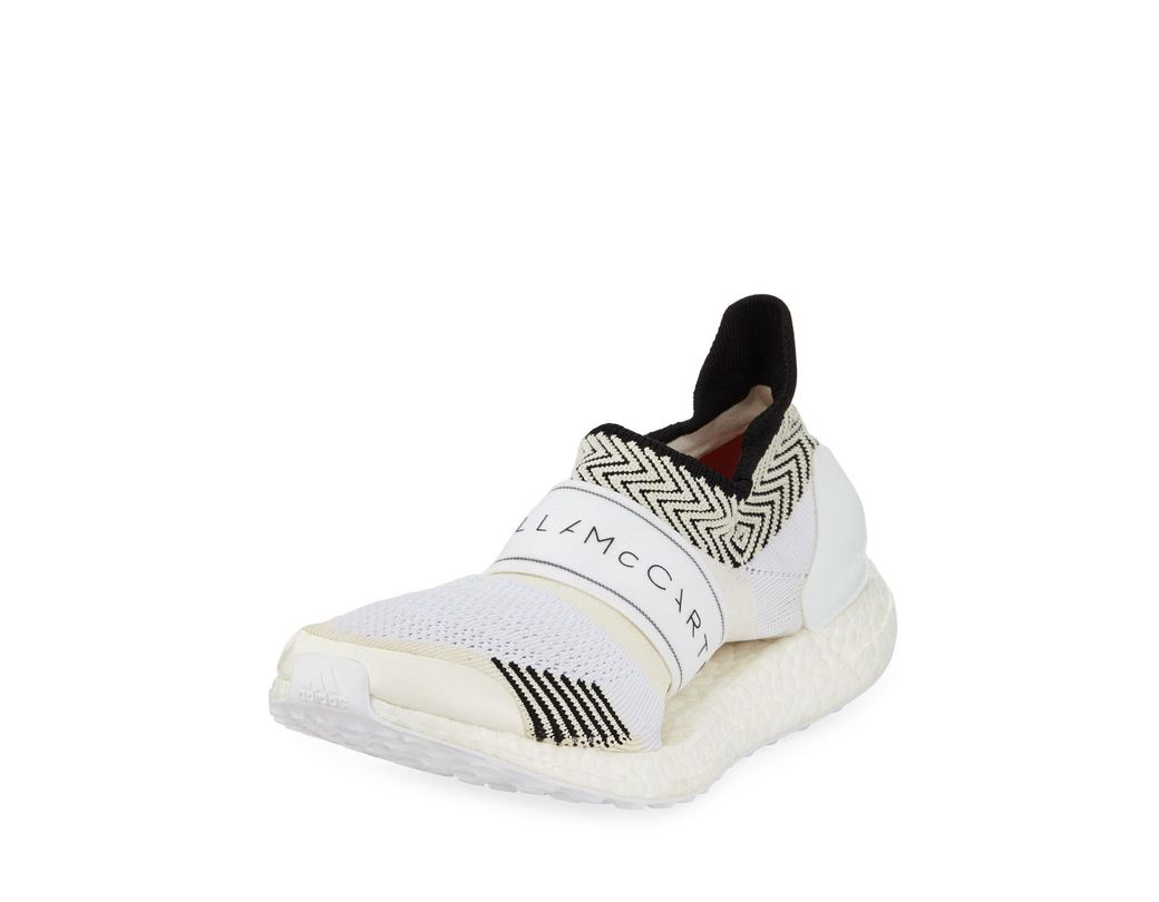 ae2128e13784e Lyst - adidas By Stella McCartney Ultraboost X 3d Sneakers in White