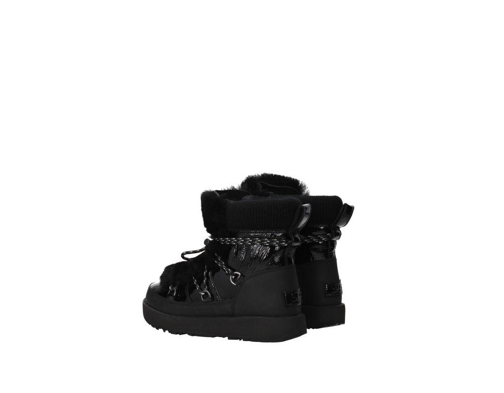 6468f2bd3b7 Lyst - UGG Ankle Boots Highland Women Black in Black