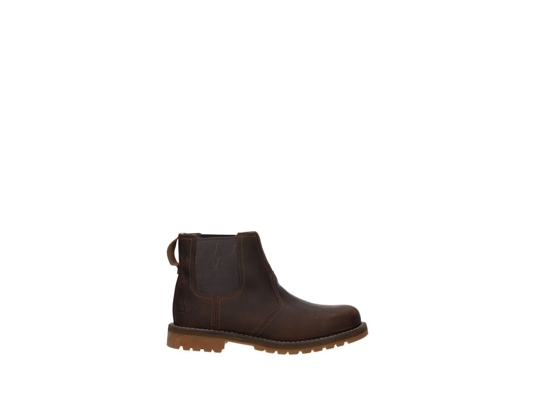 6a6a116ef68 Ankle Boots Men Brown