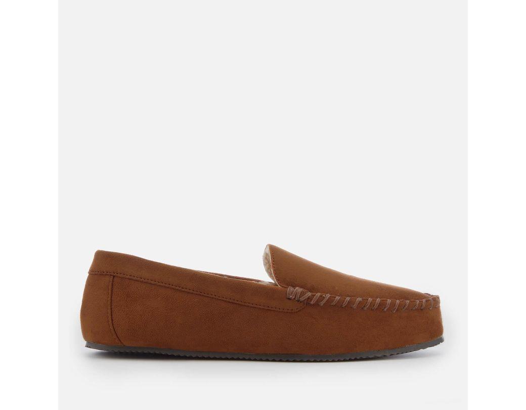 72408dad4 Polo Ralph Lauren Dezi Iv Slippers in Brown for Men - Lyst
