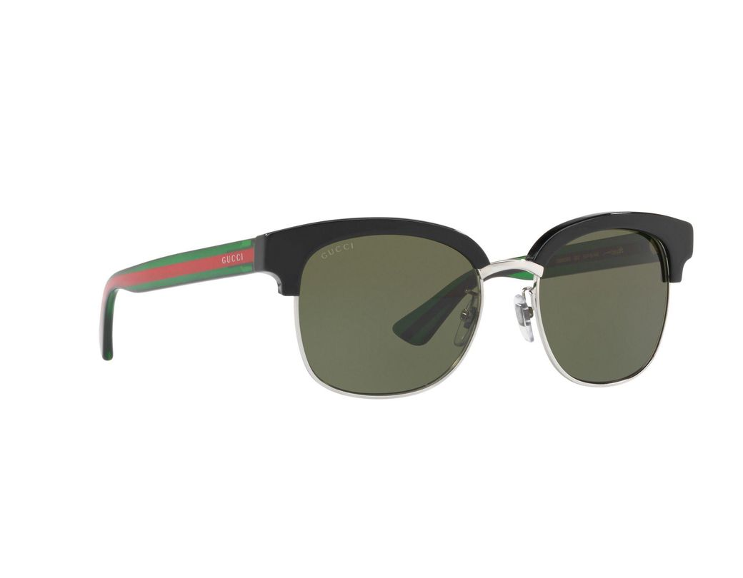 660a3dffd48 Gucci Black Gg0056s Round Sunglasses in Black for Men - Lyst