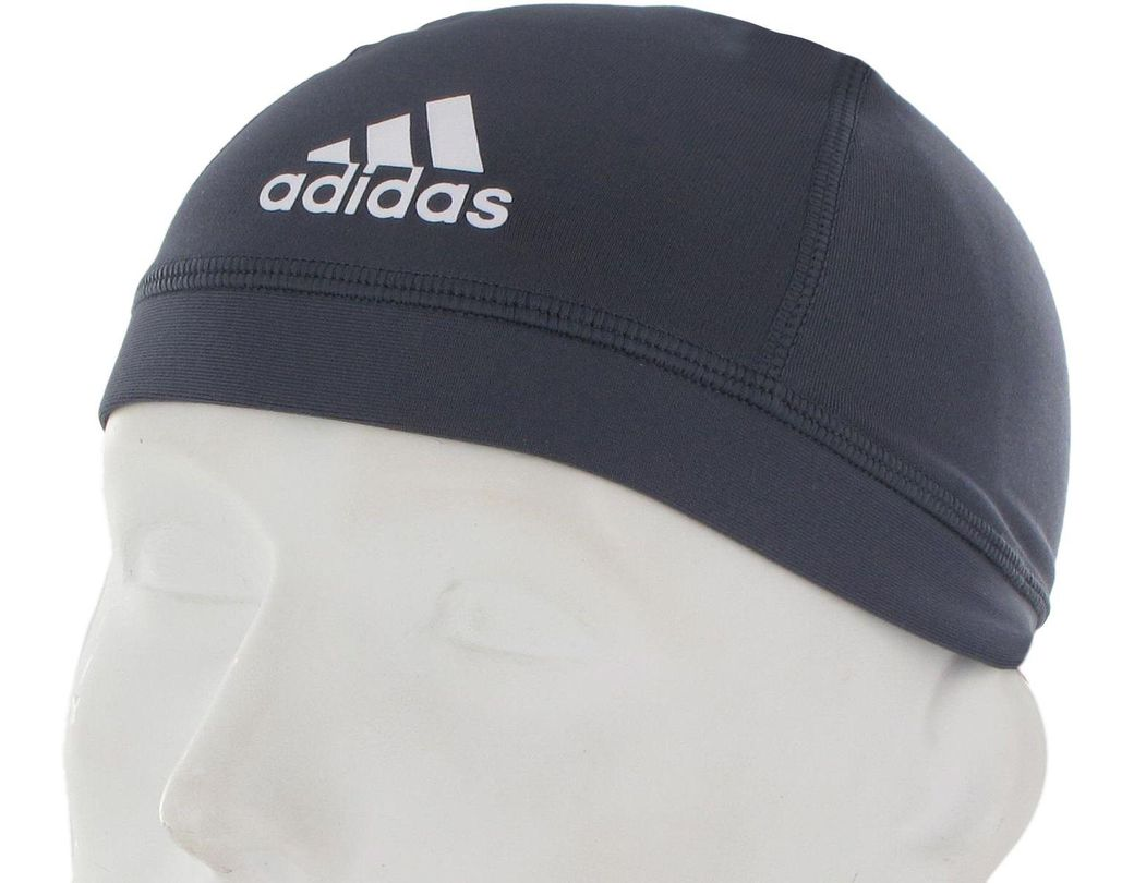 21734d95716fb adidas Football Skull Cap in Blue for Men - Lyst