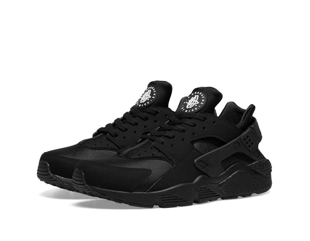090129fd04bed Lyst - Nike Air Huarache  triple Black  in Black for Men - Save 37%