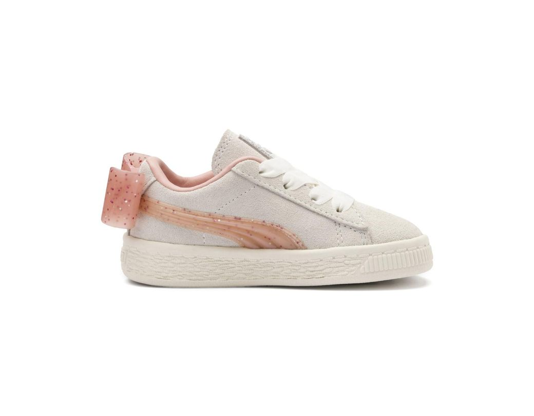 fedf4f39f4f1 Lyst - PUMA Suede Jelly Bow Ac Sneakers Inf Unisex Baby - Save 29%
