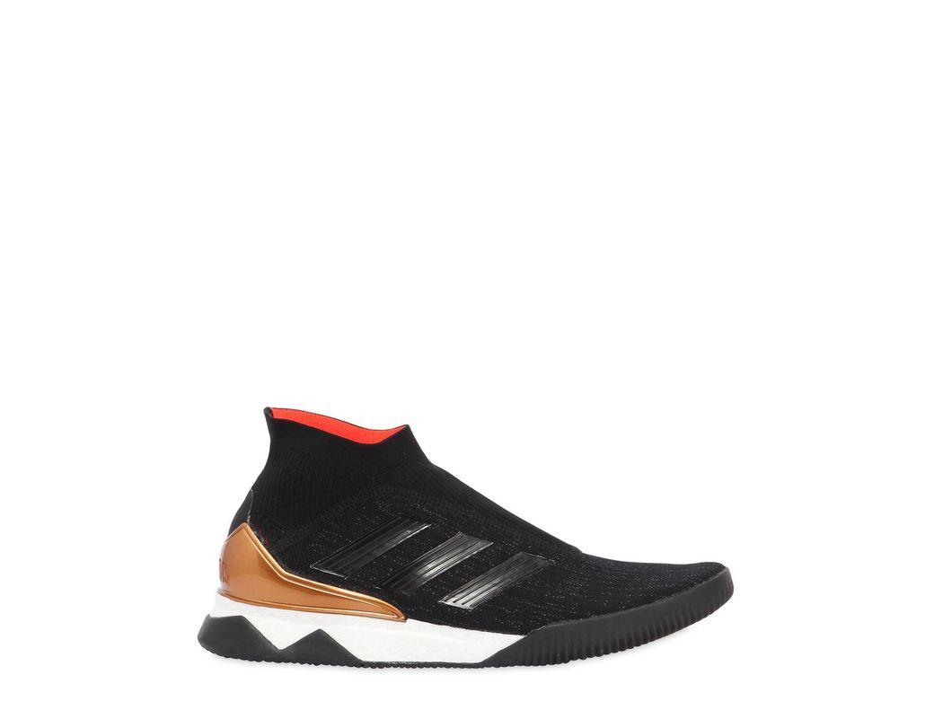 innovative design 09166 ab9b1 adidas Originals. Men s Black Predator Tango 18+ Tr Primeknit Sneakers