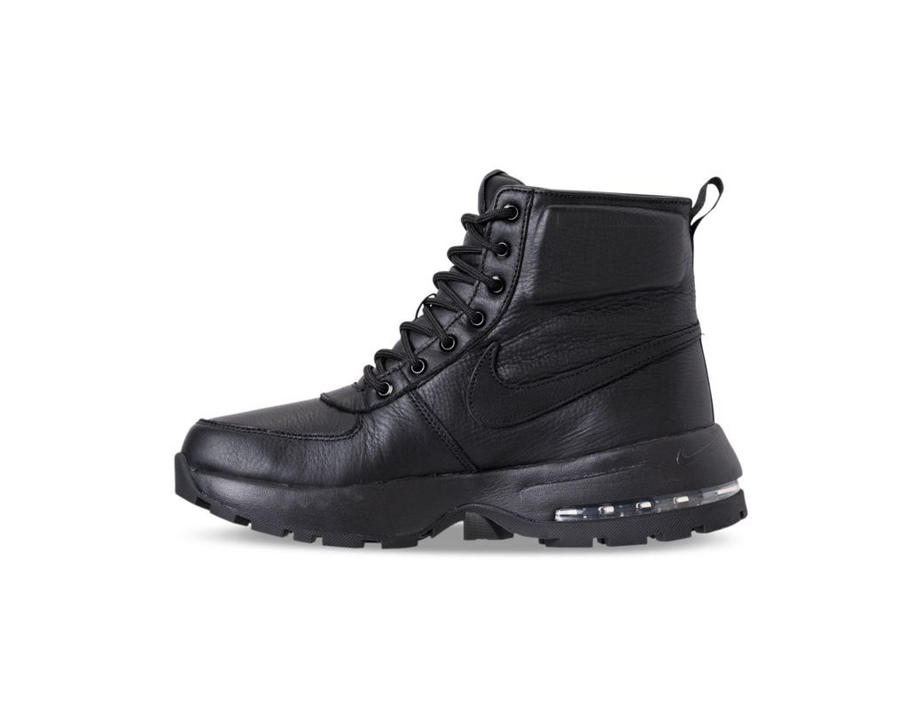 huge selection of 3a2a0 89692 Nike Men s Air Max Goaterra 2.0 Boots From Finish Line in Black for Men -  Lyst