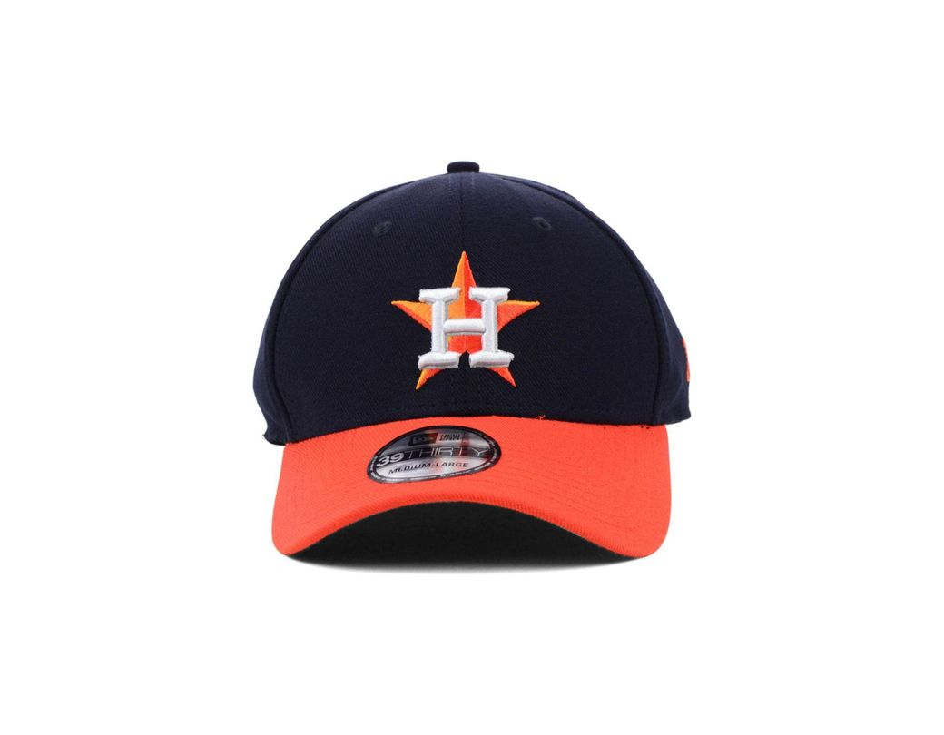 huge discount d1ec6 5ff72 KTZ Houston Astros Mlb Team Classic 39thirty Cap in Blue for Men - Lyst