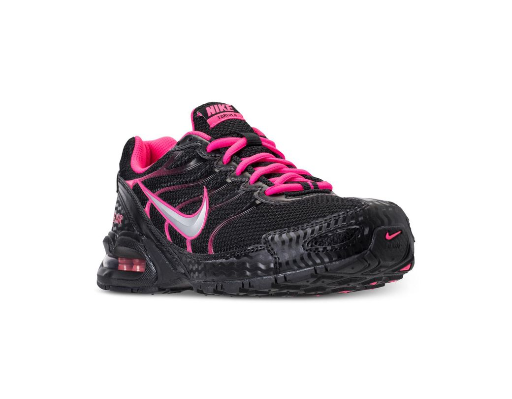 0ef25b35a376 Nike. Black Women s Air Max Torch 4 Running Sneakers From Finish Line