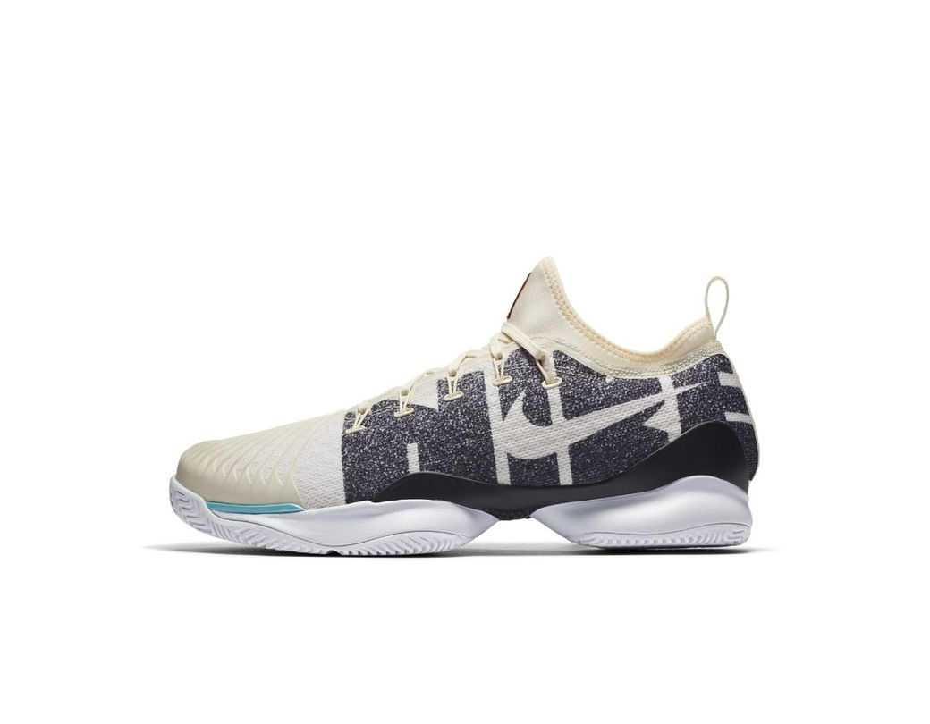 afb139c828fe1 Lyst - Nike Court Air Zoom Ultra React Hc Men s Tennis Shoe in White for Men