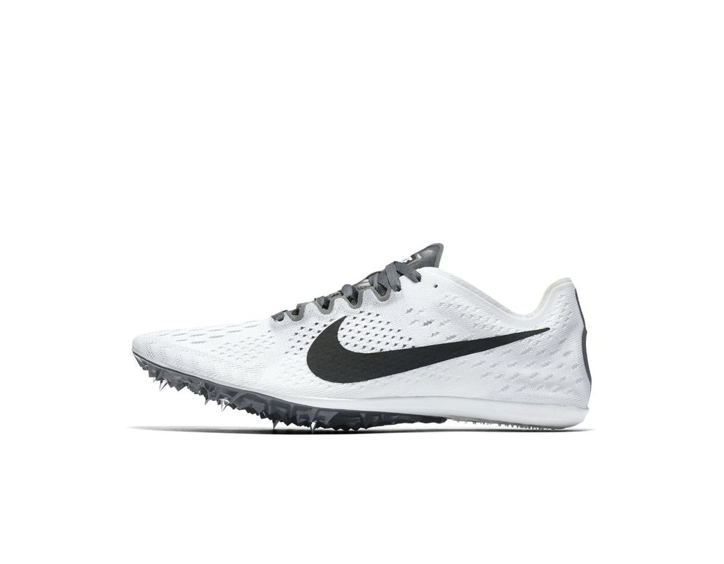 f93f1d882e37 Lyst - Nike Zoom Victory 3 Racing Spike in White for Men