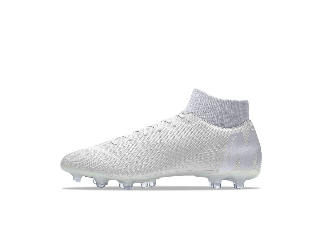 online retailer 2a54e bf463 Nike. Men s Gray Mercurial Superfly Vi Academy Mg Id Multi-ground Soccer  Cleats