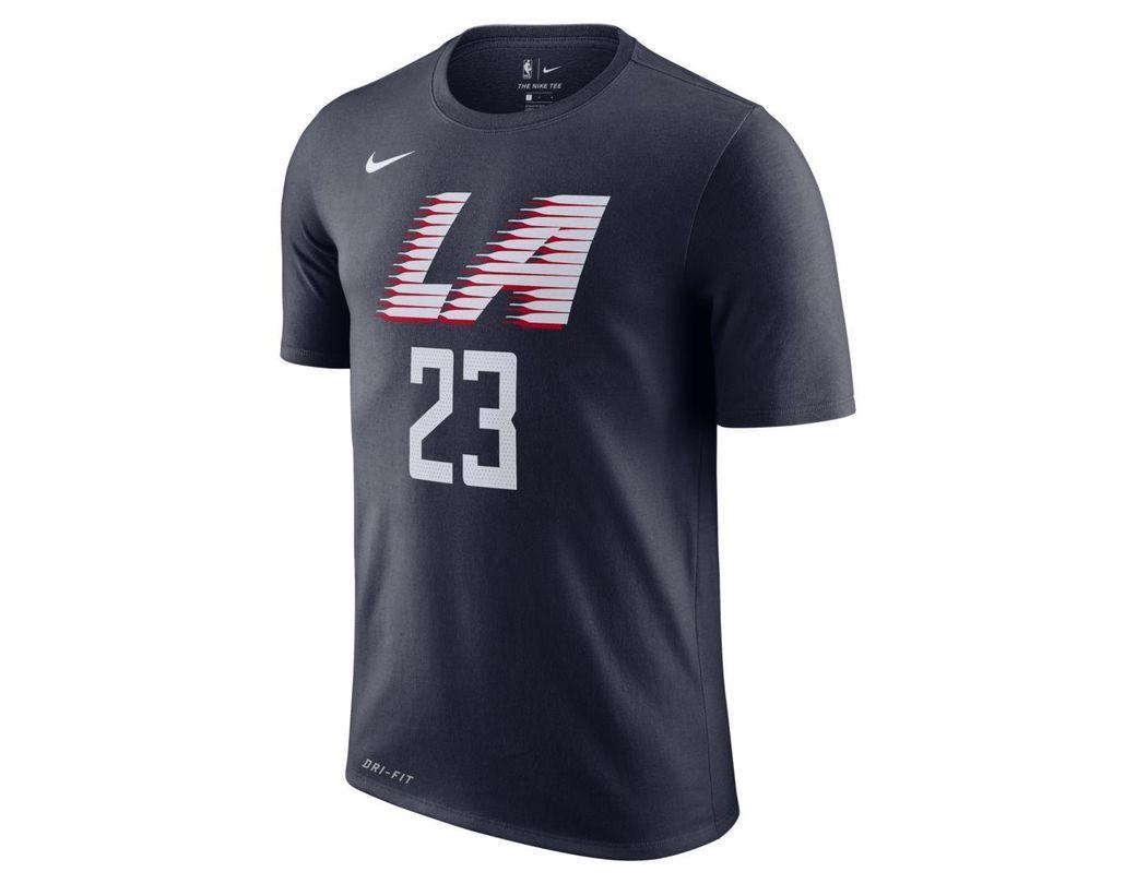 size 40 b47b9 947b9 Lyst - Nike Lou Williams La Clippers City Edition Dri-fit ...