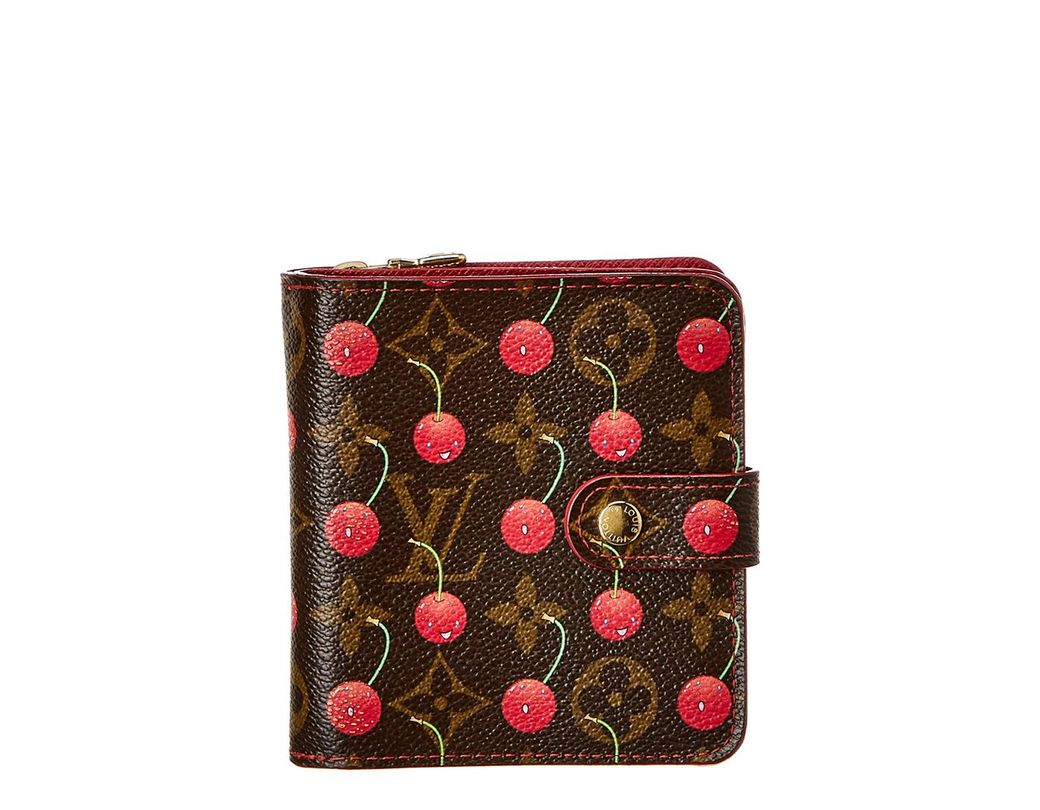 bfc985e084d7 Lyst - Louis Vuitton Limited Edition Takashi Murakami Cherry Blossom ...
