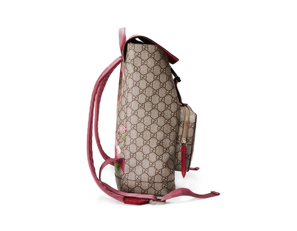 1c90d37c02ec Gucci GG Blooms Backpack - Save 15% - Lyst