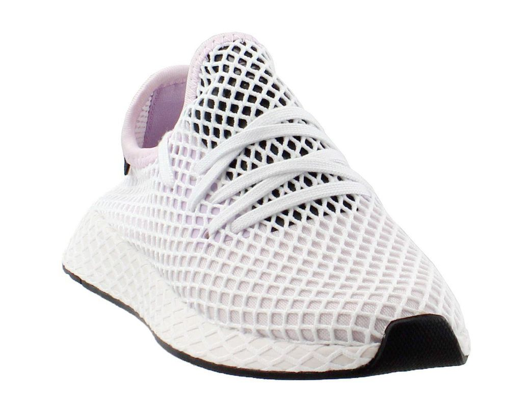 cad26bfcc Lyst - adidas Deerupt Runner in Pink