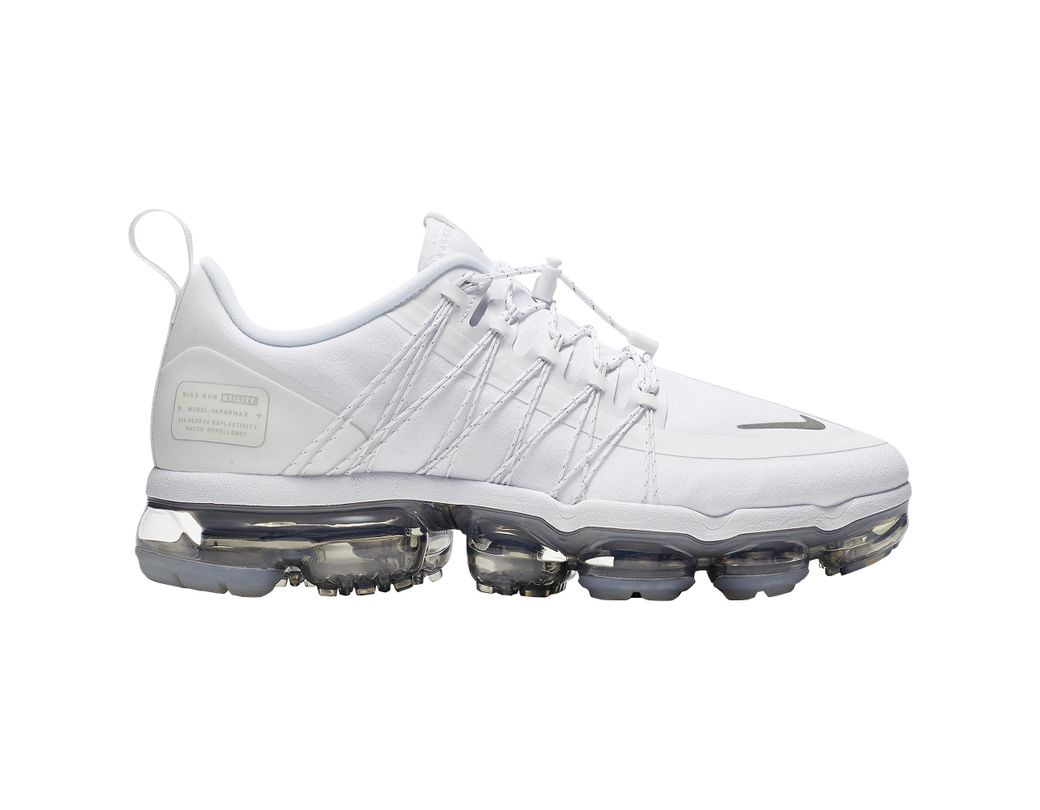876bbd084d7ff Lyst - Nike Air Vapormax Run Utility in White