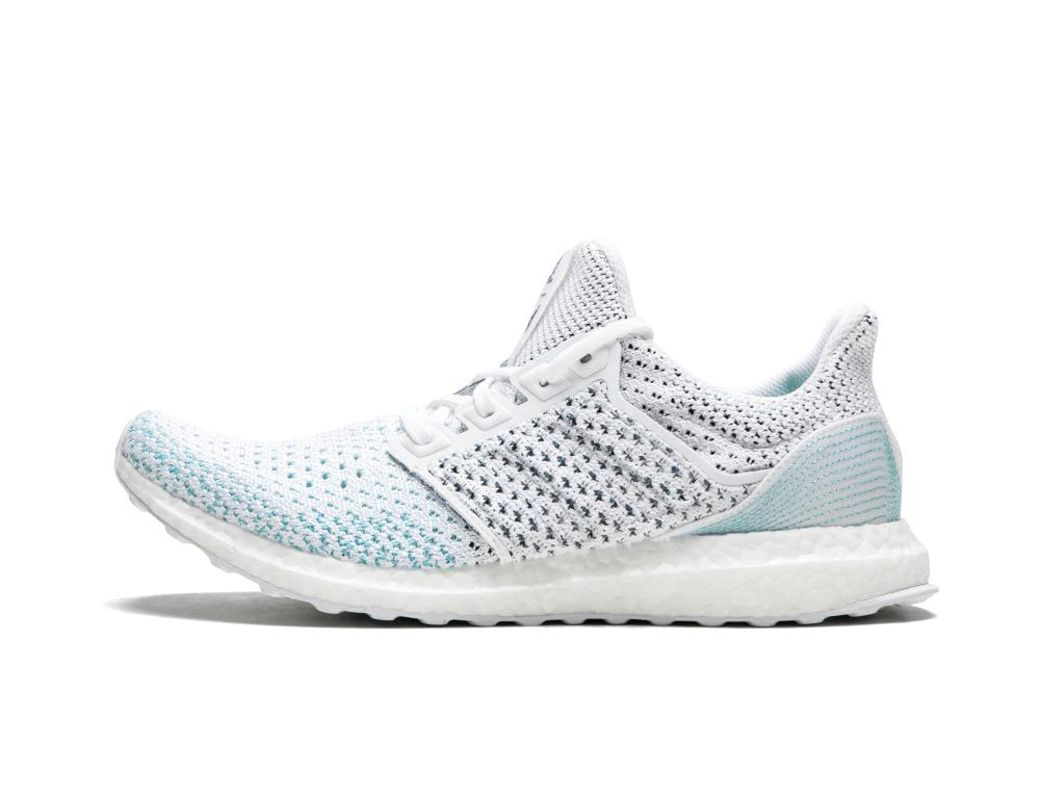 5a0ca3fd4 Lyst - adidas Ultraboost Parley Ltd in White for Men - Save 51%