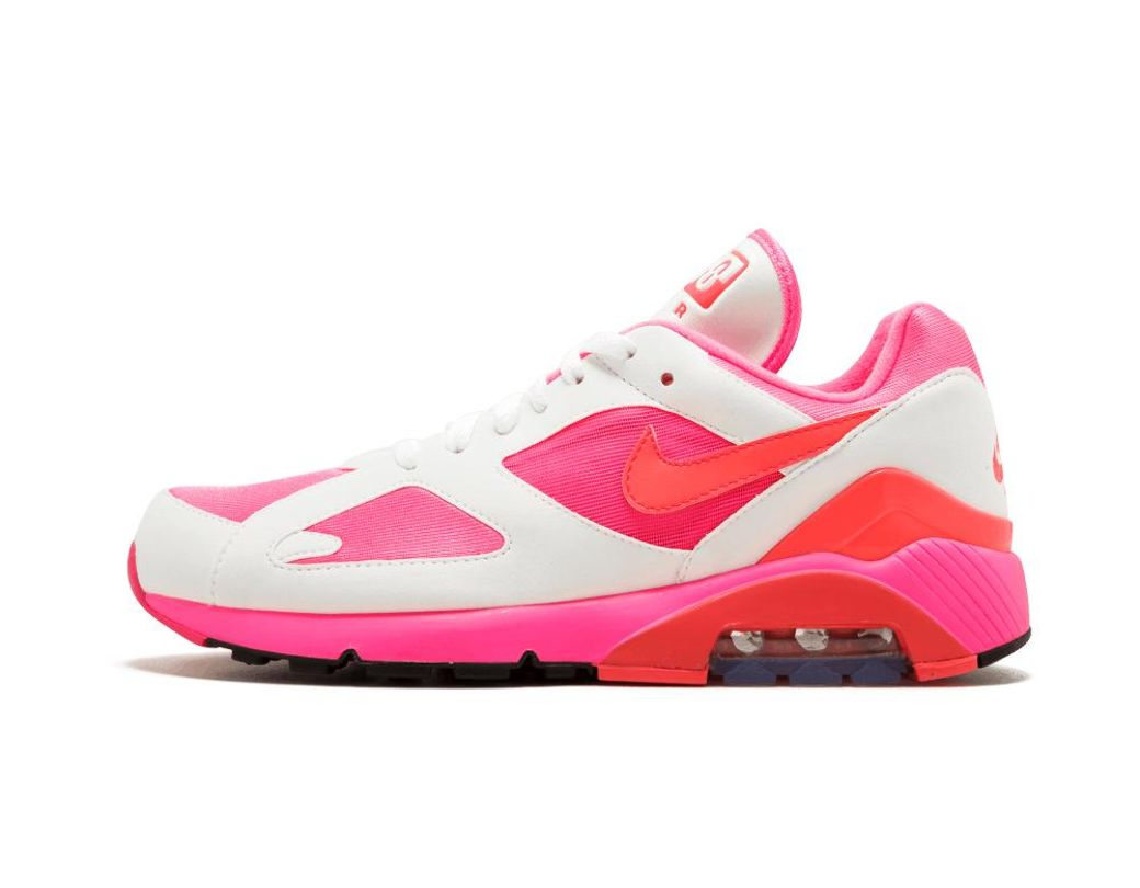 de9384dfad99 Lyst - Nike Air Max 180 Cdg in Pink for Men - Save 55%