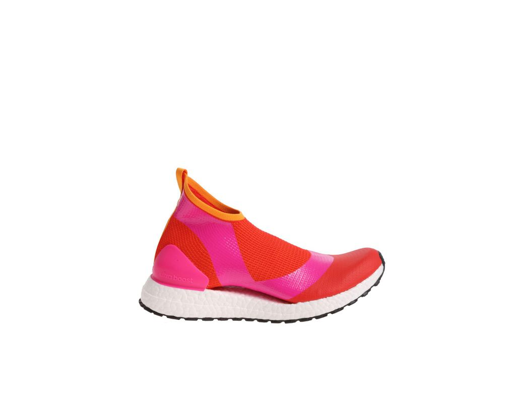 dc6f0eb253494 adidas By Stella McCartney. Women s Red Ultraboost X All Terrain Trainers