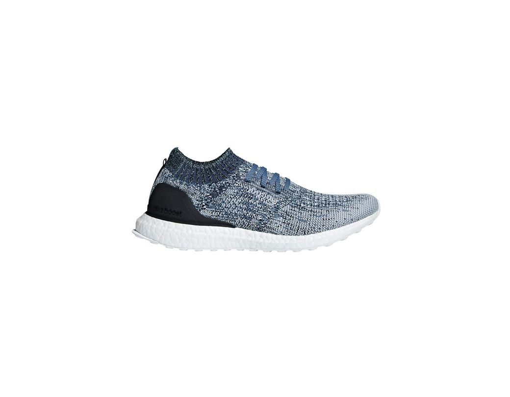 7bc46a3b2 adidas Ultraboost Uncaged Parley in Blue for Men - Lyst