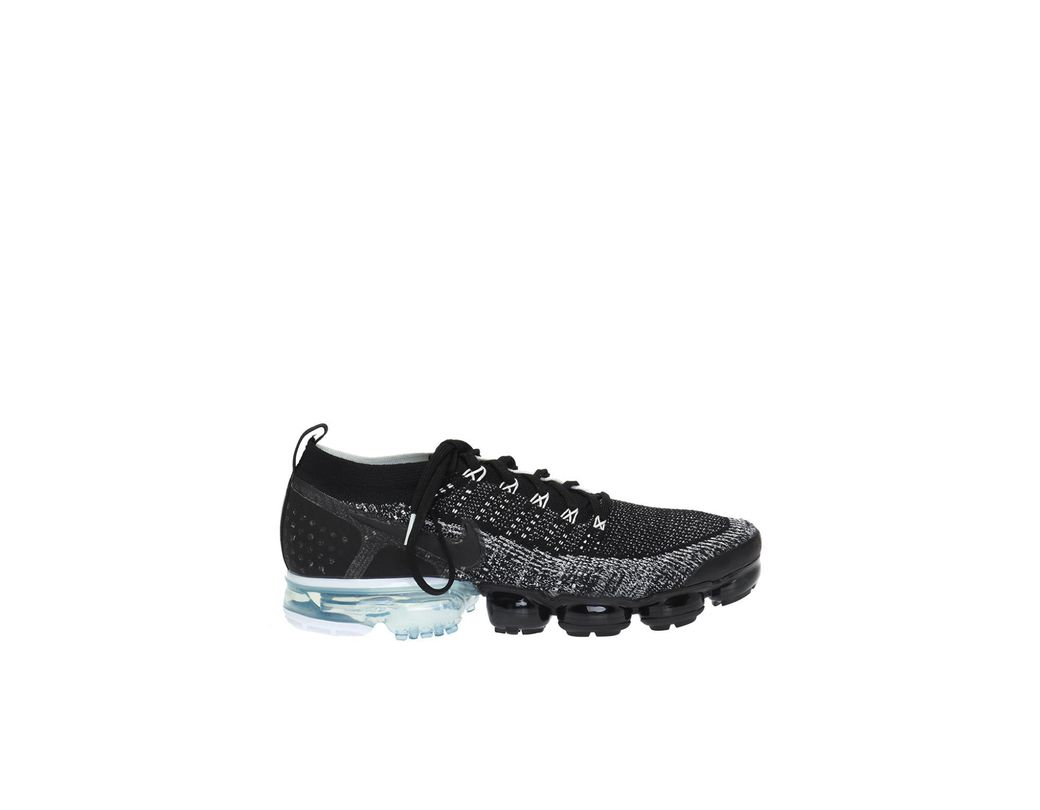 afb2b36477d8 Lyst - Nike  vapormax Flyknit 2  Sneakers With Sock in Black for Men ...