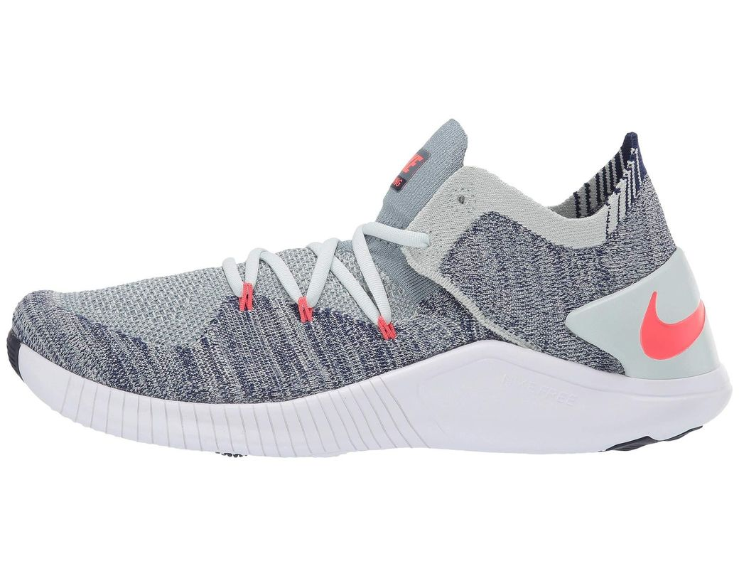 new product dfa87 73cca Nike Free Tr Flyknit 3 Fitness cross Training Shoes in Gray - Save 38% -  Lyst