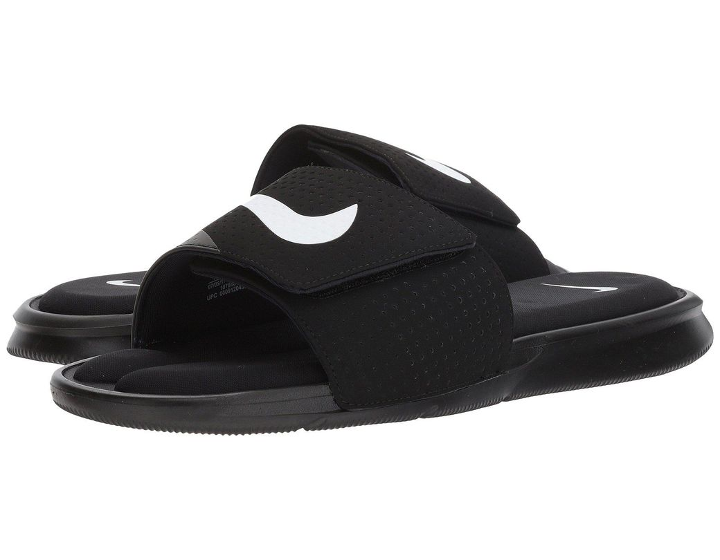 7dc8896ce Lyst - Nike Ultra Comfort Slide (black white black) Men s Sandals in ...