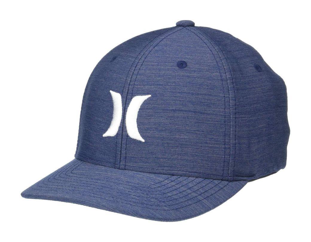 info for 8357a 0afec Hurley. Men s Blue Dri-fit Cutback Hat (dark ...