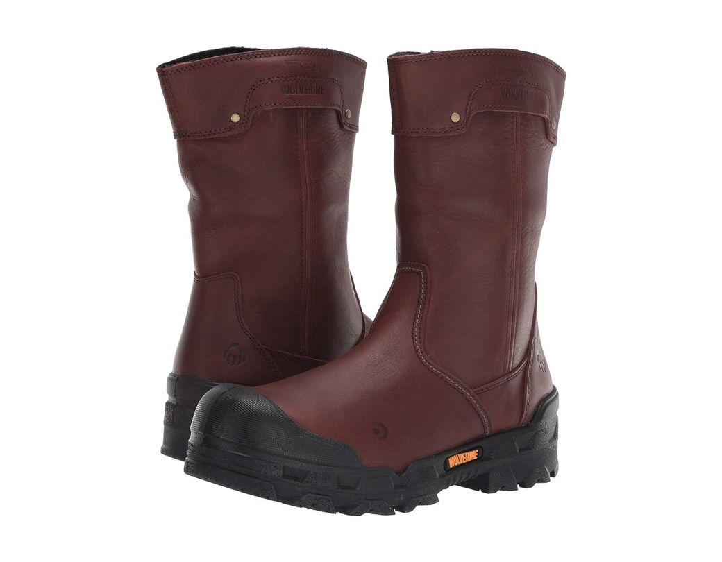 0ca62f33d2a Lyst - Wolverine 10 Warrior Epx(r) Carbonmax(r) Wellington (brown ...