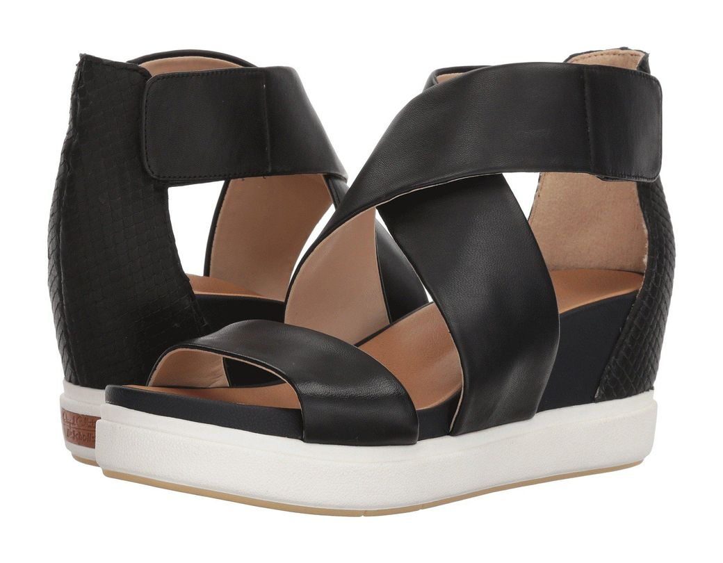 8351b87a75b9 Dr. Scholls. Black Scout High - Original Collection (white Leather) Women s  Shoes
